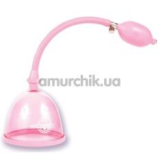 Вакуумная помпа для увеличения груди Breast Exerciser - Фото №1