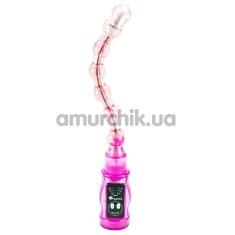 Анальный вибратор Distortion, розовый - Фото №1