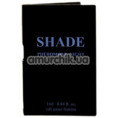 Духи с феромонами Shade Pheromone Night, 1 мл - Фото №1