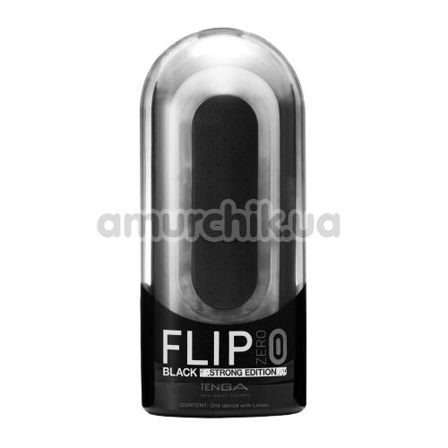 Мастурбатор Tenga Flip Zero, черный - Фото №1