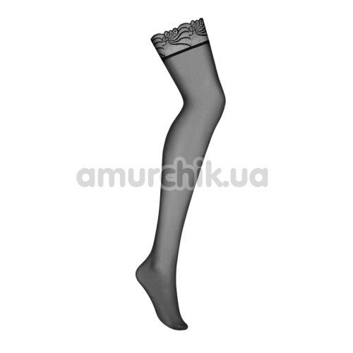 Чулки Obsessive 828-STO-1, черные