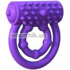 Виброкольцо Fantasy C-Ringz Vibrating Prolong Performance Ring, фиолетовое