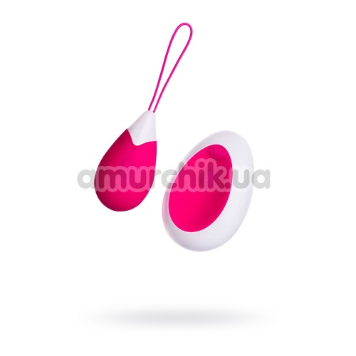 Виброяйцо A-Toys Remote Control Egg 764003, розовое