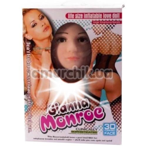 Секс-кукла Lovetoy Gianna Monroe Love Doll 7 - Фото №1