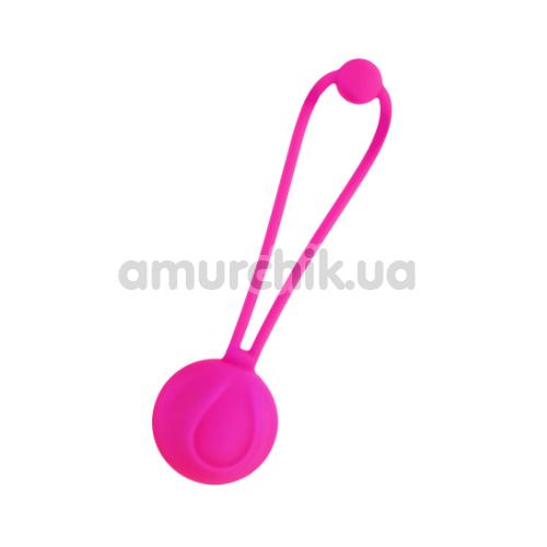 Вагинальный шарик L'Eroina Blush, розовый - Фото №1