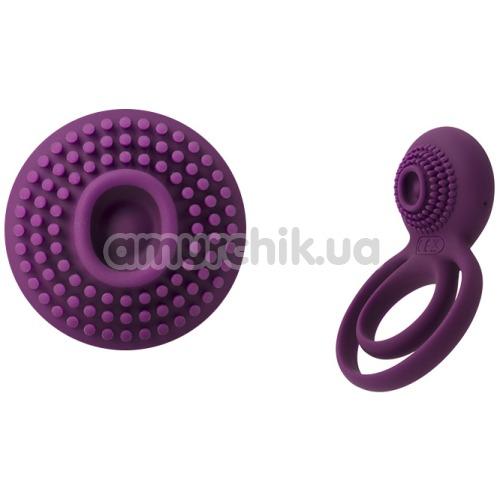 Виброкольцо Svakom Tammy, фиолетовое