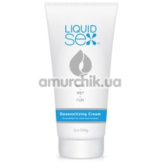 Крем-пролонгатор Liquid Sex Desensitizing Cream, 56 г - Фото №1
