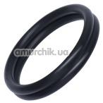 Эрекционное кольцо Rocks-Off Rudy-Rings, черное - Фото №1
