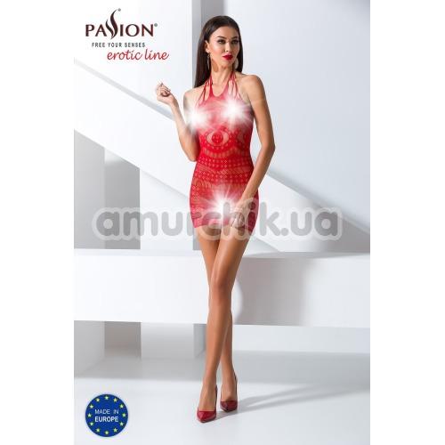 Платье Passion Free Your Senses BS063, красное