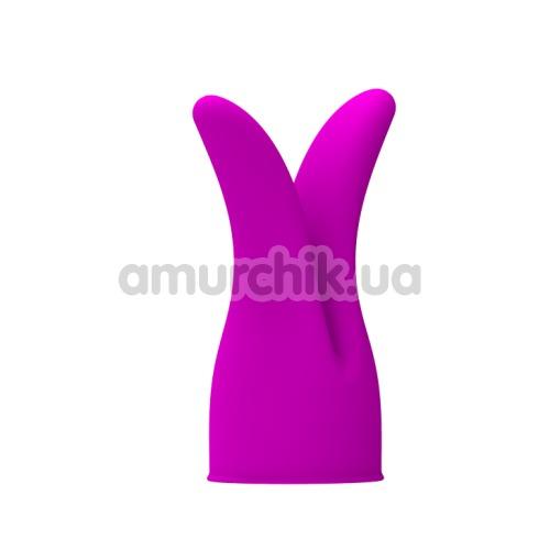 Насадка на универсальный массажер Pretty Love Wang Massager Head, розовая