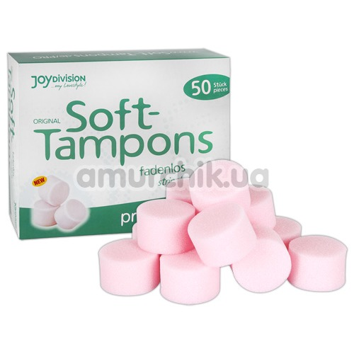 Тампоны Original Soft-Tampons Professional, 50 шт