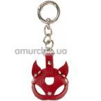 Брелок в виде маски sLash Lustful Devil, красный - Фото №1