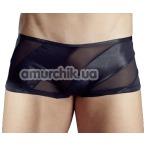 Трусы-шорты мужские Herren Pants (модель 2131439), черные - Фото №1
