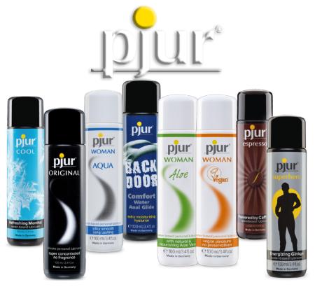 Продукция Pjur