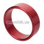 Эрекционное кольцо Rocket Rings красное, 4 см