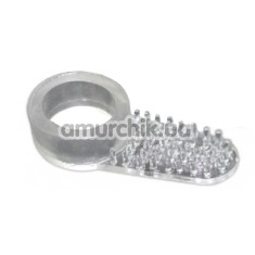 Кольцо для пениса Crystal Skin Ring - Фото №1