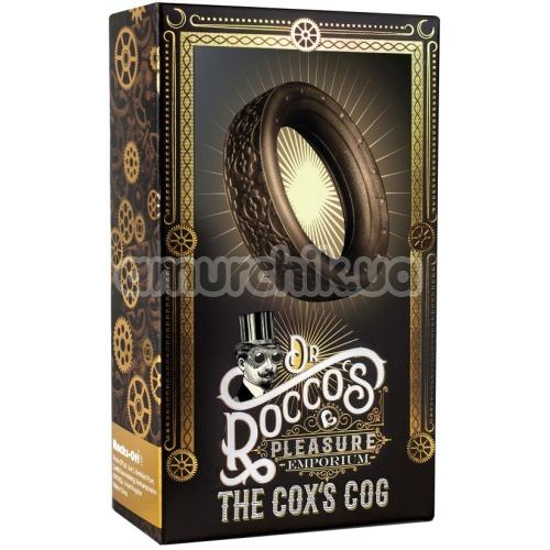 Эрекционное кольцо Dr. Roccos The Cox's Cog, бронзовое