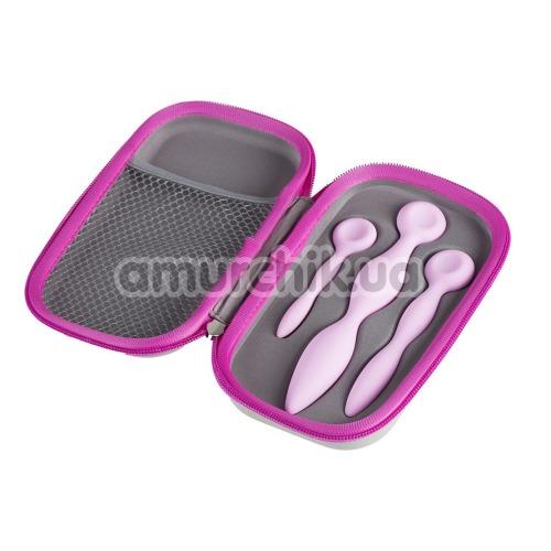 Тренажёр для влагалищных стенок Femintimate Intimrelax, розовый