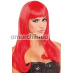 Парик Be Wicked Wigs Pop Diva, красный - Фото №1