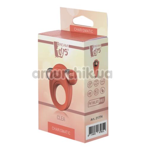 Виброкольцо Charismatic Clea, оранжевое