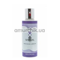 Лубрикант XSensual Water Based Lubricant Prolonging - пролонгирующий эффект, 150 мл - Фото №1