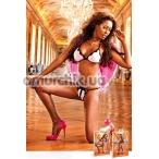 Комплект Baby Pink Bikini Set (модель B38): бюстгальтер + трусики-стринги - Фото №1