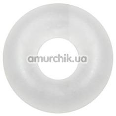 Эрекционное кольцо Rebel Soft Cockring, прозрачное