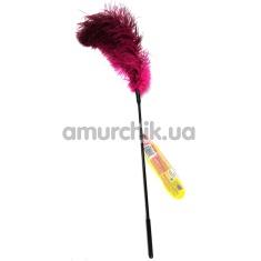 Купить Перышко для ласк Feder розовое