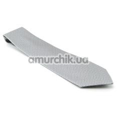 Галстук для связывания The Grey Tie, серый - Фото №1