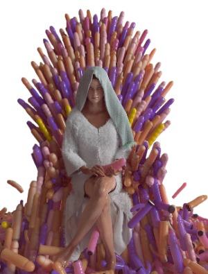 За такой трон можно и побороться
