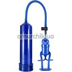 Вакуумная помпа Maximizer Worx Limited Edition Pump, синяя - Фото №1