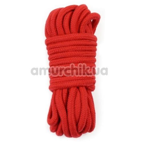 Веревка Fetish Bondage Rope, красная