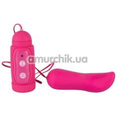 Вибратор для точки G Shake Charmer, розовый