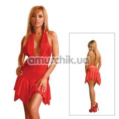 Платье Party Girl Dress красное (модель CL083) - Фото №1