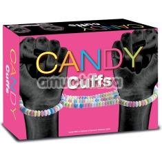 Наручники из цветных конфеток Candy Cuffs - Фото №1