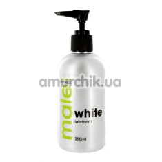 Анальный лубрикант Cobeco Male White Lubricant, 250 мл - Фото №1