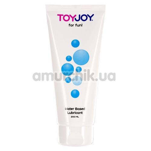 Лубрикант Toy Joy For Fun Water Based Lubricant, 200 мл