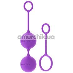 Вагинальные шарики B Swish Bfit Classic, фиолетовые - Фото №1