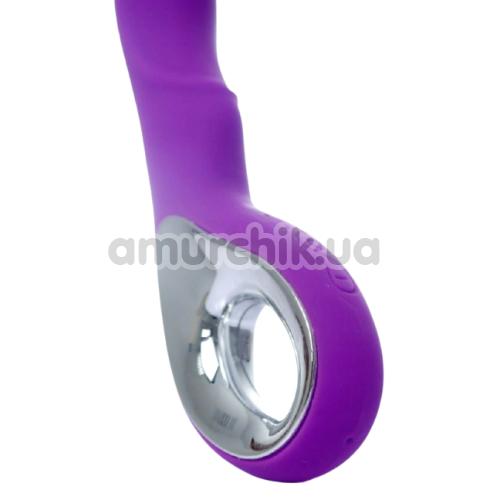 Вибратор для точки G G-spot Vibrator, фиолетовый