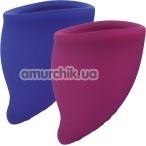 Менструальная чаша Fun Factory Fun Cup Menstrual Cup B, 2 шт - Фото №1