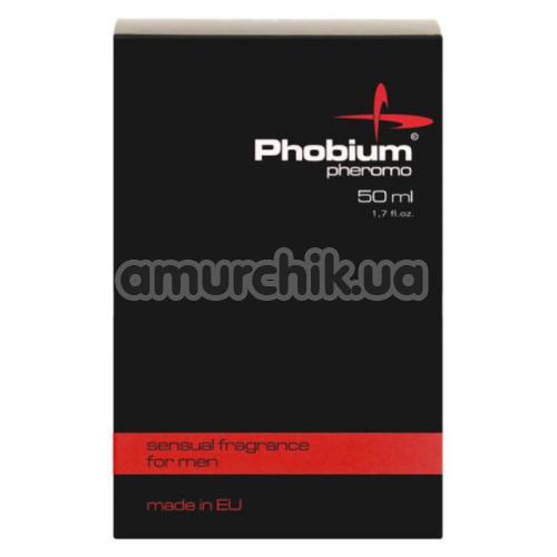 Туалетная вода с феромонами Phobium Pheromo For Men для мужчин, 50 мл