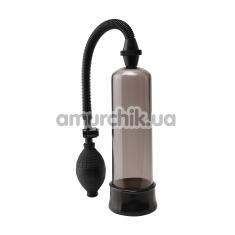 Вакуумная помпа Pump Worx Beginner's Power Pump, черная - Фото №1