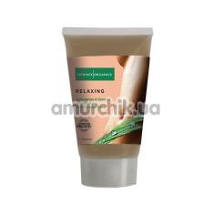 Лосьон для ног Intimate Organics Foot Foreplay Relaxing - лемонграсс и кокос, 150 мл - Фото №1