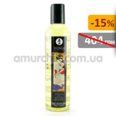Купить Массажное масло Shunga Erotic Massage Oil Exitation Orange - апельсин, 250 мл