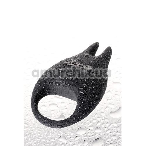 Виброкольцо Erotist Diablo, черное