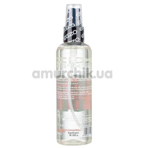 Массажное масло с возбуждающим эффектом Egzo 69 Massage Oil Excitation - древесный, 100 мл
