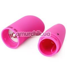 Клиторальный вибратор Love My Clit, розовый