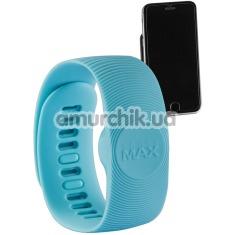 Смарт-браслет для мастурбации SenseMax Sense Band, бирюзовый