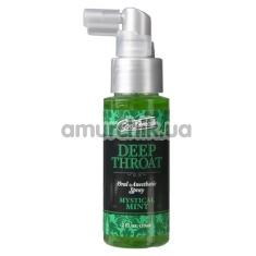 Расслабляющий спрей для минета GoodHead Deep Throat Spray Mystical Mint - мята, 59 мл - Фото №1