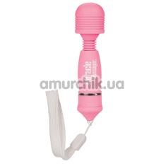Клиторальный вибратор My Micro Miracle Massager розовый - Фото №1